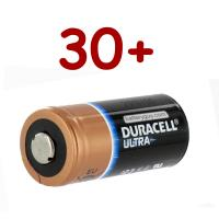 Lithium Battery 3v 1400 mah | DL123A - Bulk Discount 30+