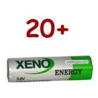 XL-060F PLC Lithium Battery 3.6v 2600mAh - Bulk Discount
