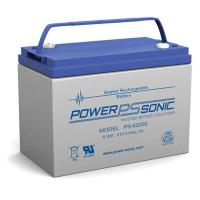 Power-Sonic PS-62000 | Rechargeable SLA Battery 6v 200Ah