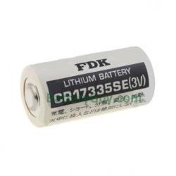 CR17335SE Industrial Lithium Battery 3.0v 1800mah