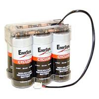Hawker/Cyclon/Enersys 0820-0020 Battery | 12v 25Ah Emergency Equipment Battery