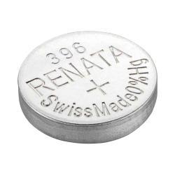 Renata 396 1.55 Volt 32mAh Silver Oxide Coin Battery