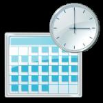 Calender Clock Icon