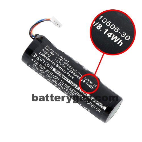 How to calculate the Watt Hours (Wh) of a lithium battery