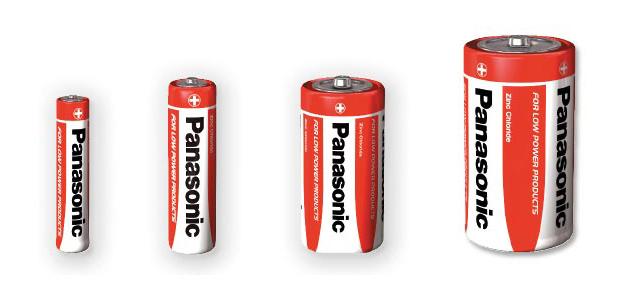 Single Cell Household Batteries
