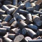 Lead pellets