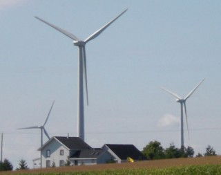 Wind Turbines have proved controversial